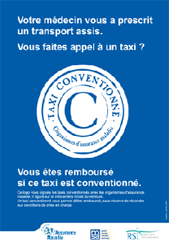 Taxi conventionné Yvelines
